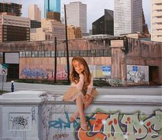 Graffiti Girls – The portraits of Kevin Peterson