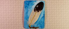 Sacred Feather ATC