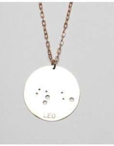 merlion wants - Leo Pendant @needsupply $50