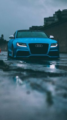The Thunder ⚡Eyes of Audi in Blue Luxury Car Brands, Top Luxury Cars, Luxury Sports Cars, Audi A5 Coupe, Audi S5, Audi R8 Wallpaper, S8 Wallpaper, Lux Cars, Super Sport Cars