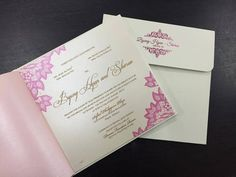 Nothing is as sophisticated as an intricate work of art by Book Global Invitations #Beforeidobridalfair, #beforeidobridalfairexhibitor #bridalfair #weddingfair #weddingexpo #wedding #debut #weddingprenup #weddingpreparation #partyplanning #eventplanning #weddinginvitations, #invitations, #philippineweddings, #weddings, #globalinvitations