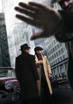 Mafia 2 Paintings
