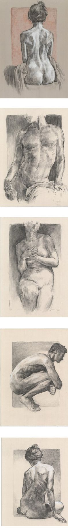 This is collection of my original charcoal male and female nude drawings. Aktzeichnung, Weibliche nude art, Posing nude. #MaleNude #FemaleNude #ClassicalNudeArt #PosingNude #ModelStudy