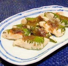 楽天が運営する楽天レシピ。ユーザーさんが投稿した「ササミの梅しそ焼き」のレシピページです。梅と大葉が爽やかな簡単おつまみです♪。ササミの梅しそ焼き。鶏ささみ,大葉,梅干し,塩,サラダ油