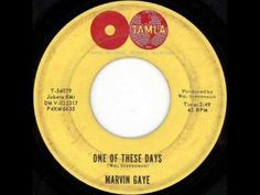 Marvin Gaye   One Of These Days   1963