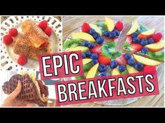 Yummy breakfast ideas