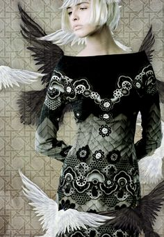 Modern Love Autumn Winter 2013 by sarah arnett, via Behance