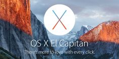 11 Things You Can Do in OS X 10.11 El Capitan That You Couldn't Do in Yosemite via @gizmodo #Technology #Apple #OSXElCapitan