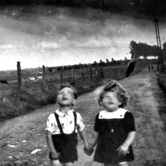 "Okay - some of these really freaked me out.  ""Old mysterious photos that will haunt your dreams."""