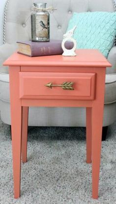 Furniture Design Ideas Featuring Pink & Coral   General Finishes Design Center
