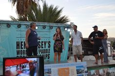 Hennessey's World Stand Up Paddleboard Championships in Palmilla Beach!