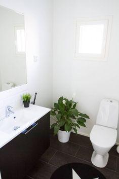 Viherkasvit tuovat ilmettä vessaan Bathtub, Bathroom, Standing Bath, Bath Room, Bath Tub, Bathrooms, Bathtubs, Bath, Bathing