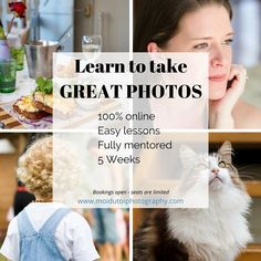 Registration for this class stays open till 12 March 2016 Click the link to learn more! moidutoiphotograp... |moi du toi photography | #photographyforbeginners #learntophotograph #basicsofphotographyforbeginners