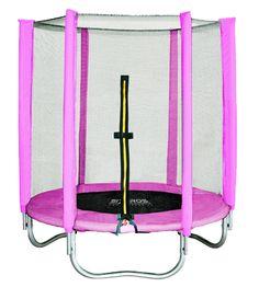 Ein Trampolin für Mädchen ?