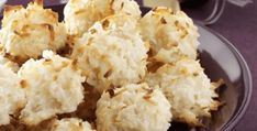 Tasty And Quick Coconut Macaroons! – The Baking Bit