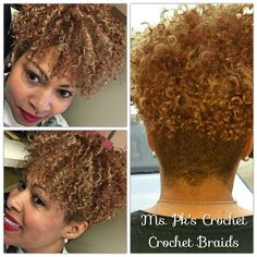about Crochet Braids: Cut And Styled on Pinterest Short Hair Cuts ...