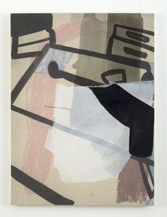 Free Thinker - Michele Rovatti's blog                     : Art: Amy Sillman @ Campoli Presti, Paris