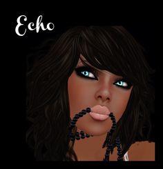 Echo: Natural Tan Avatar - yummy chocolate skin! @Popubase