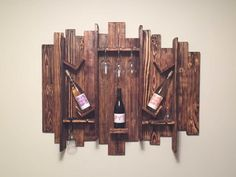 Recycled Pallets Ideas Ted's Pallet Projects Pallet Shelves Diy Pallet Furniture, Diy Pallet Projects, Wood Projects, Woodworking Projects, Learn Woodworking, Pallet Ideas, Woodworking Images, Woodworking Inspiration, Pallet Crafts