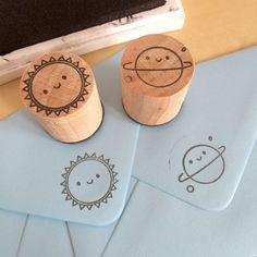 14 sencillas y divertidas manualidades kawaii para la escuela - E-Manualidades