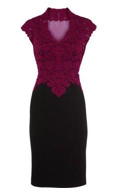Amazon.com: NoeMie Women Lace Elegant Sleeveless Dress,Red: Clothing