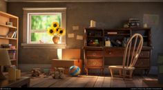 Moving Day by Robert Craig   3D   CGSociety