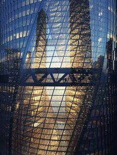 Leeza Soho by Zaha Hadid Architects and Soho China in Beijing, China