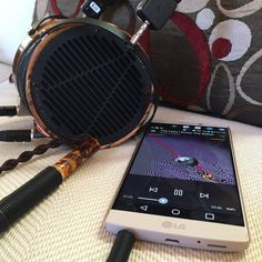 The LG V10 is the first smartphone I've ever used that can truly power the @Audeze LCD-3. Not only does it power them but the DAC/amp combo inside this phone sounds AMAZING. It bests nearly every sub-$500 DAP I have used and even beats out most entry-level desktop amps. This phone is an audiophile's dream. by snazzyq #startups #tech #gadgets #apps #startuplife #ListHunt