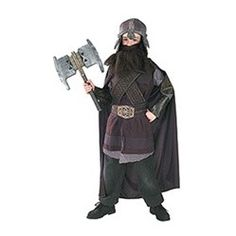 Gimli Kid's Costume from Lord of the Rings