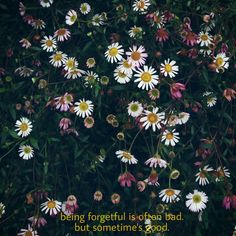 Make it a bit easier to forget feelings, for example.