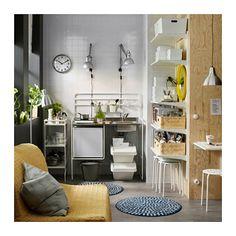 FLÖNG Alfombra, pelo corto  - IKEA