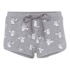 Short gris dechargiz - Homewear