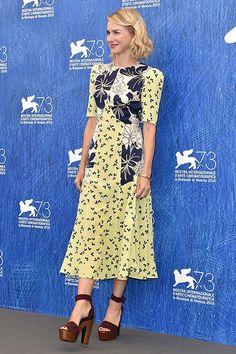 Venedig: Naomi Watts