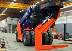 ML1812R Variable Reach Truck - Meclift Heavy Machinery, Heavy Equipment, Big Trucks, Crane, Monster Trucks, Construction, Building, Big Rig Trucks