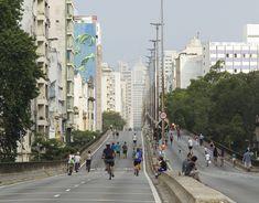 Prefeitura  de São Paulo sanciona lei que cria o Parque Minhocão