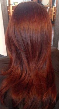 40+ Auburn Hair Color - Long Hairstyles 2015