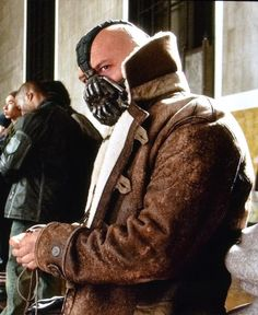 Tom Hardy as Bane in The Dark Knight Rises Bane Dark Knight, The Dark Knight Trilogy, The Dark Knight Rises, Bane Batman, Batman Arkham, Bane Of My Life, Tom Hardy Bane, Gotham News, Alfie Solomons