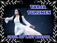 ELESSANDRO ALTERNATIVO: TARJA TURUNEN BRASIL UNTIL MY LAST BREATH