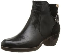 Pikolinos Womens Rotterdam 9029945 Black Boot 40 US Womens 9510 B M * Check out the image by visiting the link.(This is an Amazon affiliate link and I receive a commission for the sales)