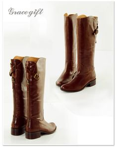 riding boots by jacco