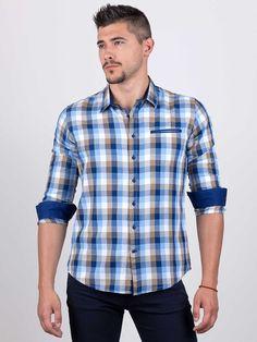 Dan, Button Down Shirt, Men Casual, Mens Tops, Shirts, Fashion, Moda, Dress Shirt, Fashion Styles