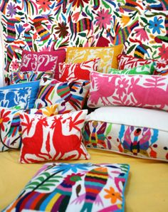 """Otomi is my new favorite thing. """"It's like colorful crack for your eyeballs."""""""