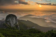 Ceahlau mountains - Romania