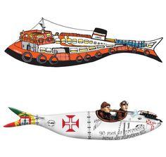 Design de Sardinhas   Festas de Lisboa 2012 #3