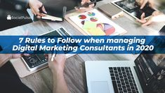 Choosing and managing a digital marketing consultant is no easy task. It could make or break all your marketing activities. Know more about how to deal with this effectively. Digital Marketing Business, Online Digital Marketing, Best Digital Marketing Company, Marketing Budget, Social Media Marketing, Online Marketing Consultant, Business Goals, Marketing Materials, Seo Services