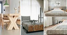 Homeowners looking to add somerustic and natural appeal to their interior decor are in luck, because thesechunky wood furniturepieces has everything you need to add that naturalcharm to your ho…