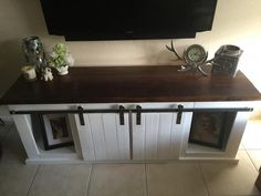 Grandy TV Stand | Do It Yourself Home Projects from Ana White