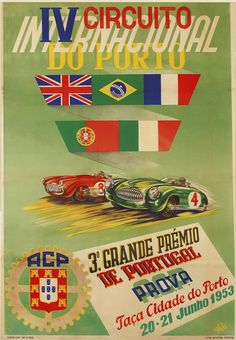 1953-GP-de-Portugal  Portugal Cars   Portugal Car Hire   Lisbon Car Hire   Faro…