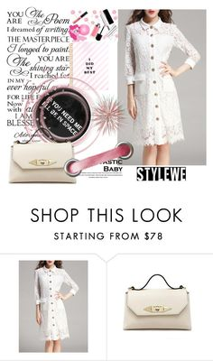 """""""Stylewe 10"""" by difen ❤ liked on Polyvore featuring Chanel"""