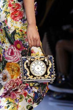 Внимание к деталям в коллекции «Fabulous Fantasy» Dolce&Gabbana осень-зима 2016/17 - Ярмарка Мастеров - ручная работа, handmade